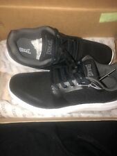 New EVERLAST Women's Sneakers Cameron Black Athletic Shoes Size 8.5
