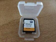 DISCOVER PRO VW Navigation SD Card Sat Nav UK & Europe 5NA919866