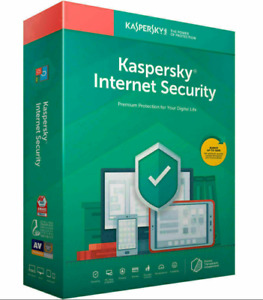 Kaspersky Internet Security 2020 1 Device 1 year | 2021 Antivirus Windows Mac