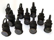 Lot of 10 Railroad Lantern Vintage Antique Indian Rail Lamp Switch 4 Way Signal