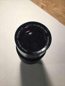 Vivitar Series 1 70-210mm f3.5 67mm Macro Focusing Auto Zoom Camera Lens