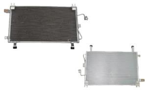 GREAT WALL V240 6/2009-12/2011 2.4LTR PETROL K2 AIR CONDITIONING CONDENSER+DRYER