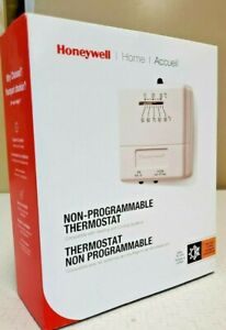 Honeywell Economy Heat/Cool Thermostat CT31A - Non Programable