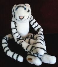 "Wild Republic™ ""White Tiger"" Knee Hugger Stuffed Animal Doll"