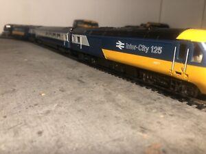 Hornby HST125 253 005 3 Car Set 00 Gauge