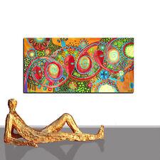 PAINTING AFRICAN ITALIAN # DESIGN INTERIOR DOCTOR SURGERY FRAMED ART WORK 55 x27