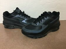 Nike Air Max 97/BW Black/Metallic Running Shoes Size 6 Men, Wmns 7.5 AO2406 001