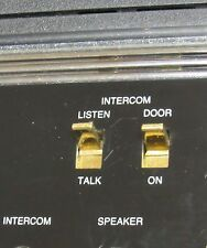"""(2) GOLD Toggle Levers for M&S N300 / N350 intercom """"Radio"""" and """"Talk"""""""""""