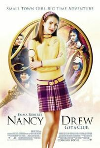 Nancy Drew (Double Sided Regular) (2007) Original Movie Poster