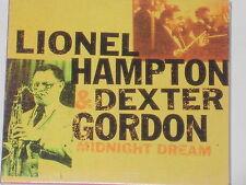 LIONEL HAMPTON & DEXTER GORDON -Midnight Dream- CD