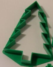 Cookie cutter christmas tree  plastic 7 cm guaranteed quality