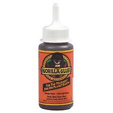 Gorilla Glue 115ml Waterproof Multi Purpose Adhesive