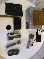 Leica D-LUX 6 10.1MP Digitalkamera - Schwarz