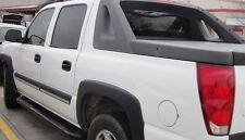 For 2002-2006 Chevrolet Avalanche Painted Fender Flares - Complete Set of 4
