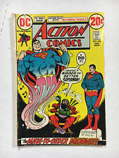 Action comics #420 G DC comic 1973 Superman
