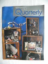 Dept. 56 Spring 1999 Quarterly Magazine Spring Historical Edition