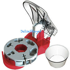 PILL Slicer CUTTER SPLITTER 18 SIZES with Catch Cup Medifacx PRORXDisc BPA FREE