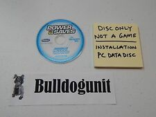 Power Saves PC Data Disc Only Datel Action Replay Nintendo Wii