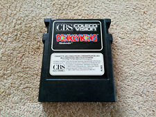 Donkey Kong  CBS COLECOVISION