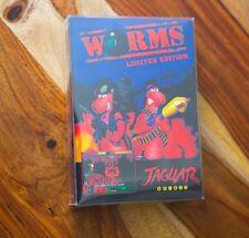 Worms Limited Edition Atari Jaguar - Telegames Team 17 - Brand New Complete CIB