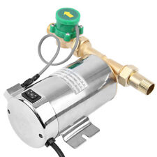 Miniature 90W Auto Switch Domestic Shower Pressure Water Booster 32ft 110V Pump