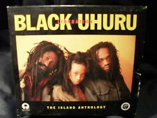 Black Uhuru - Liberation:The Island Anthology -2CD-Box