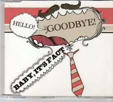(EX104) Hello Goodbye!, Baby It's Fact - 2007 CD