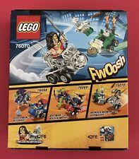 LEGO #76070 DC COMICS SUPER HEROES, MIGHTY MICROS: WONDER WOMAN VS. DOOMSDAY NEW