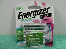 Energizer Recharge Power Plus AA Rechargeable Batteries 2300mAh - 4 Battery Pack