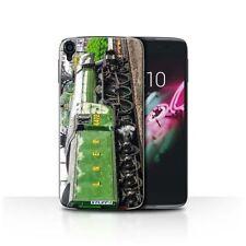 Étuis, housses et coques verts ALCATEL ONETOUCH pour téléphone mobile et assistant personnel (PDA)
