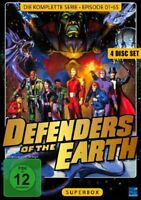 Defenders of the Earth - Superbox [4 DVD's/NEU/OVP] Episode 01 - 65