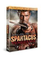 DVD NEUF SOUS BLISTER : SPARTACUS Vengeance Intégrale de la SAISON 2 Cadeau