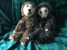 Laidback Larry  Cute Hand Knitted Super Soft Cuddly Sloth