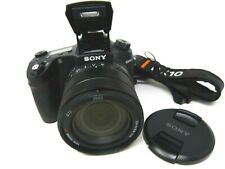 Sony DSC-RX10 III M3 20.1 MP 25x Zoom Bridge Camera - Black-Faulty