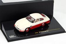 DB PANHARD HBR5 1957 CREAM RED IXO CLC264 1/43 BEIGE ROUGE DIE CAST MODEL ROSSO