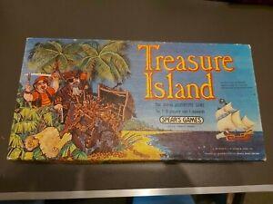 Vintage Spear's Games Treasure Island board Game Complete 1976