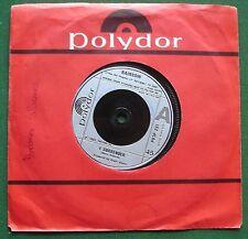 """Etiqueta del arco iris I rendición Polydor Posp 221 7"""" SINGLE"""