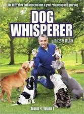 Dog Whisperer with Casar Millan: Fourth Season 4, Vol. 1 (DVD, 2010, 5-Disc Set)