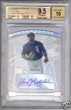BGS 9.5 Bowman Sterling REF AUTO Jared Mitchell RC/199