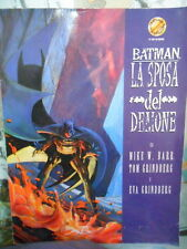 D10 BATMAN - LA SPOSA DEL DEMONE - A COLORI - EDIZ. PLAY PRESS