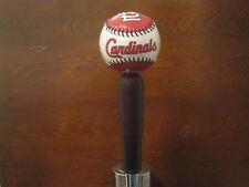 MLB St. Louis Cardinals Kegerator Beer Tap Handle  Pub Style Baseball Red Birds