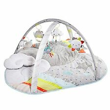 Skip Hop Silver Lining Cloud Baby Play Mat and Activity