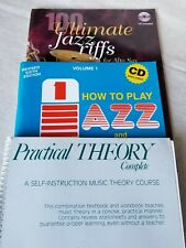 3 - Music Book  for your Saxophone Beginners Intermediate Books