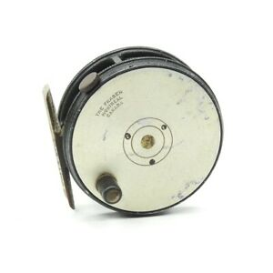"""Vintage """"The Fraser"""" Fly Reel. Montreal Canada. Hardy Perfect Style. 3 1/8""""."""