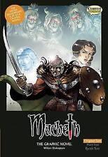 Macbeth the Graphic Novel: Original Text: (Unabridged, US Edition) by William Sh