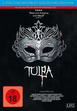 Mediabook TULPA - Dämonen der begierde 3 Disco LIMITED Sin Cortes Blu-Ray