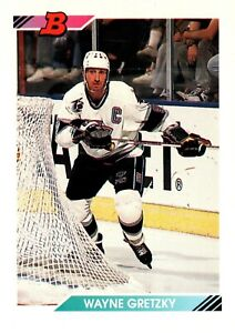 Wayne Gretzky NHL Cards - Pick From List
