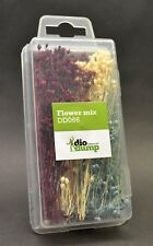 DioDump DD066 Flower mix 1:35 scale diorama scenery
