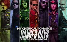 """09 My Chemical Romance - American Rock Band Music Star 22""""x14"""" Poster"""