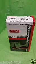 "1 72LGX068G Oregon chisel 18"" chainsaw saw chain 3/8 pitch .050 gauge 68 DL"